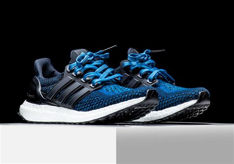 Adidas Ultra Boost Black Blue adidas ultra boost quot blue sea quot sneakernews