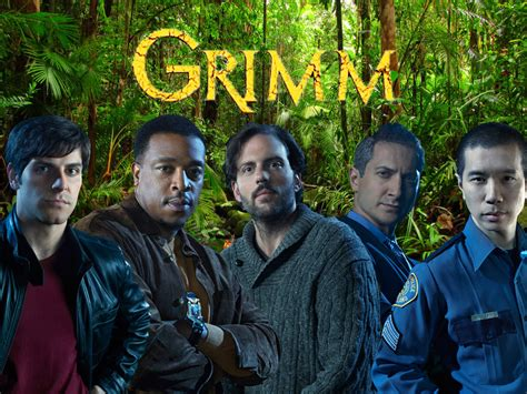 Or Cast Grimm Images Grimm Cast In Forest Wallpaper Photos 29018380