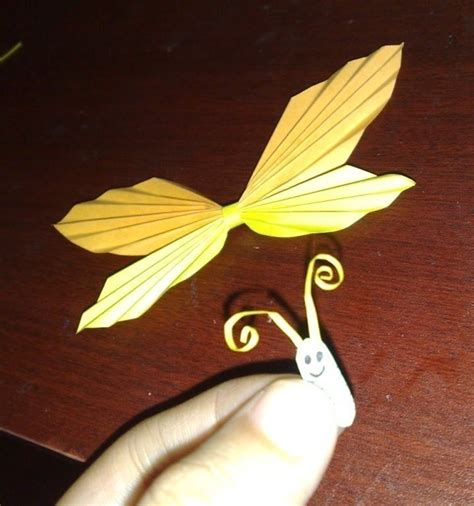 Make Butterfly With Paper - diy paper butterfly 183 how to make a paper model