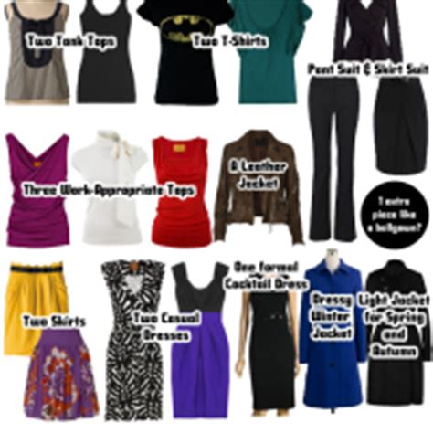 30 Item Wardrobe by Fabulously In The City New 30 Items Wardrobe