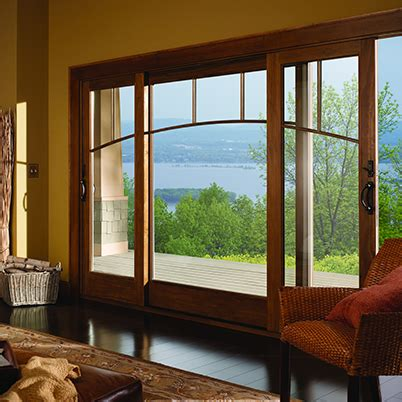 a series gliding patio door