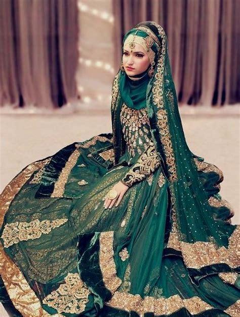 Wedding Attire Names by Muslim Wedding Dress Indian Fashion Name
