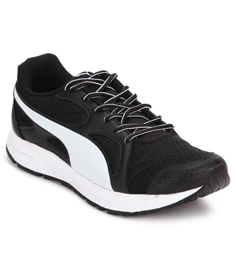 axis sport shoes axis evo mesh dp black running sports shoes price in