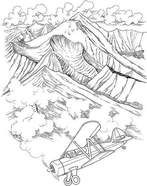 imagenes bonitas de paisajes para imprimir dibujos de paisajes para colorear e imprimir gratis