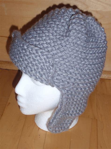 loom knit earflap hat pattern 1179 best loom knitting images on loom