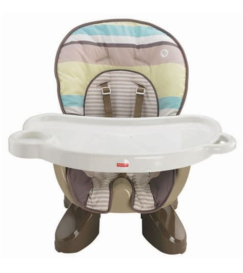 Replacement Straps For Fisher Price Space Saver High Chair by Fisher Price Spacesaver High Chair Stripes