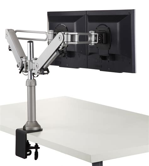 studio monitor desk mount computer monitor stands for desk adjustable tilting