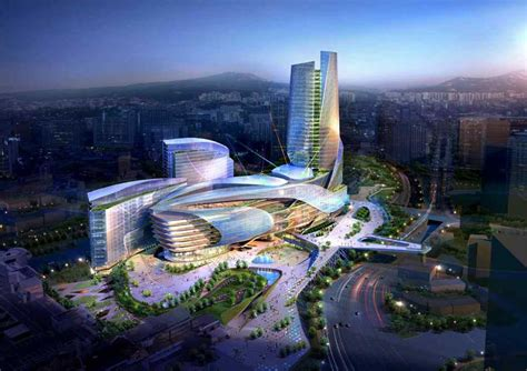 South Korean Architecture South Korean Buildings E Architect