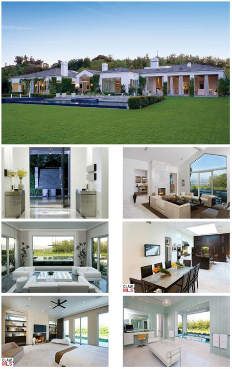 Gwen Stefani Pays 15 Million For Mansion by Gwen And Gavin Up In Summit Circle Variety