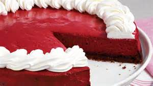 red velvet cheesecake recipe bettycrocker com