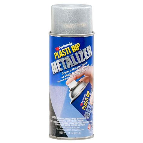 plasti dip 11 oz bright aluminum metalizer 11247 6 the