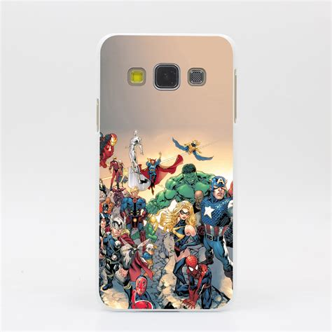 Marvel All Character Heroes 0084 Casing For Xiaomi Redmi 3s notes null characters promotion shop for promotional notes null characters on aliexpress