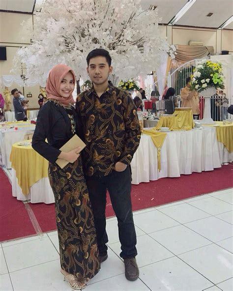 Cople Batik 20 model baju batik elegan dan mewah