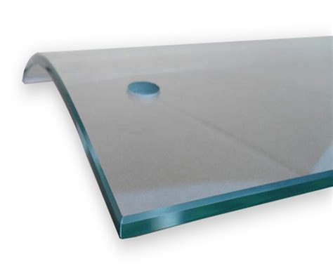 Tempered Gla flat tempered glass hongjia architectural glass manufacturer