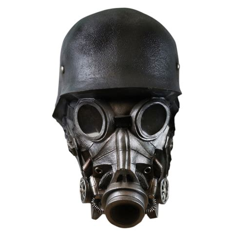 Masker Chemical chemical warfare soldier mask 349566 trendyhalloween