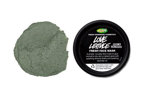 Detox Shoo Lush by 3 Favorite Green Detoxifying Masks