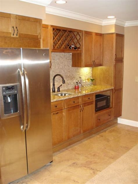 basement bar refrigerator basement bar basement bar with fridge microwave wine rack undercabinet basement