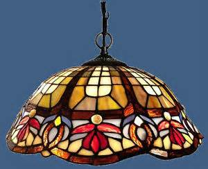 stained glass ceiling light fixture style stained cut glass ceiling pendant light