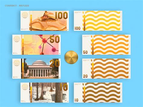beautifully designed currency branding identity