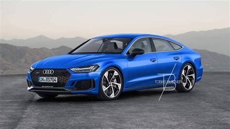 Rs7 Audi by Breaking 2018 Audi Rs7 Renderings