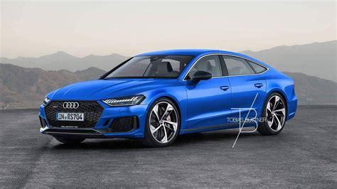 New Audi Rs7 2018 by Breaking 2018 Audi Rs7 Renderings