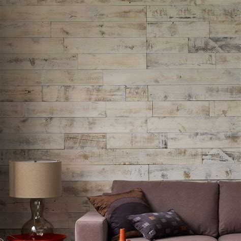 Interior Wall Paneling Home Depot by Hout Plakken Aan Je Muur Roomed