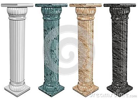 colonne in marmo per interni colonne di marmo immagine stock immagine 30382951