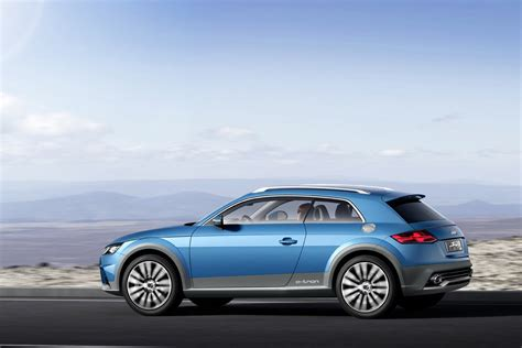 Auto M Nch by Audi Allroad Shooting Brake Un Suv Peque 241 O H 237 Brido