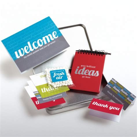Welcome Kit welcome kit welcome pack ideas