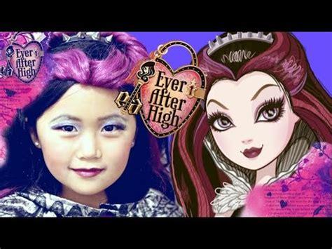 makeup tutorial raven queen ever after high makeup tutorial raven queen inspire look