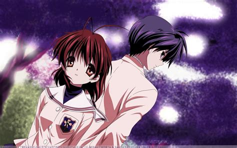 wallpaper anime clannad clannad wallpapers wallpaper cave