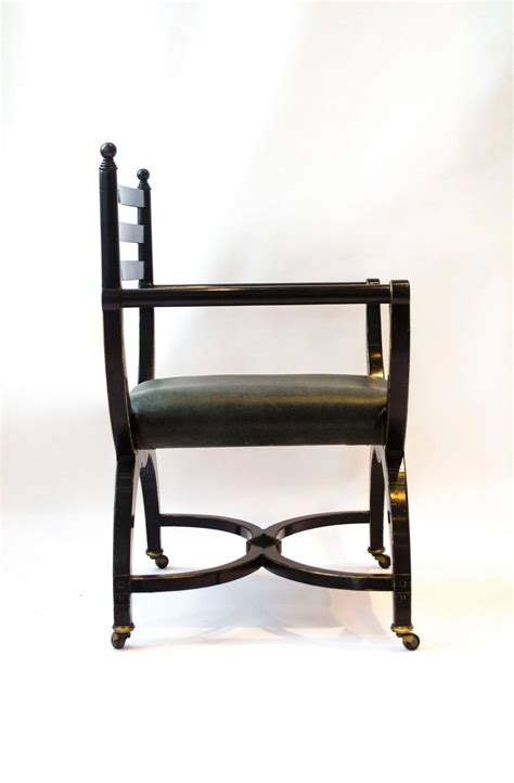 Aesthetic Chair by Aesthetic Movement Ebonized Chair For Sale At 1stdibs