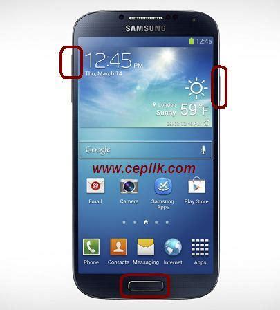 format factory galaxy s4 samsung i9500 galaxy s4 format atma cep telefonu