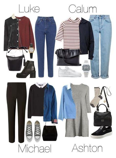 stranger   inspired outfits