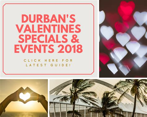 Valentines Day Prmotions Roundup by A Up Of Durban S S Day Specials Cuizine