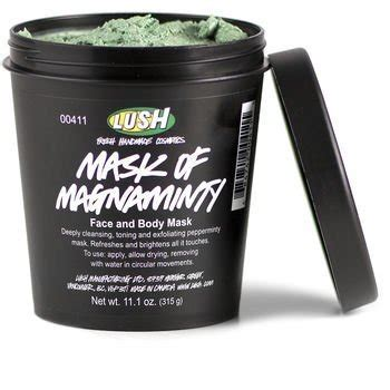 Lush Mask Of Magnaminty In Jar 30g image gallery lush