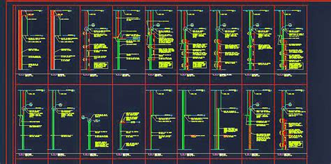 layout grid autocad organize your cad sheets with layout grids best cad tips