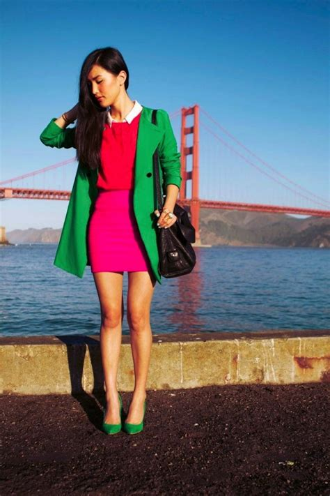 What Goes With Grey Color Blocking Cute Color Block Dresses And Ideas