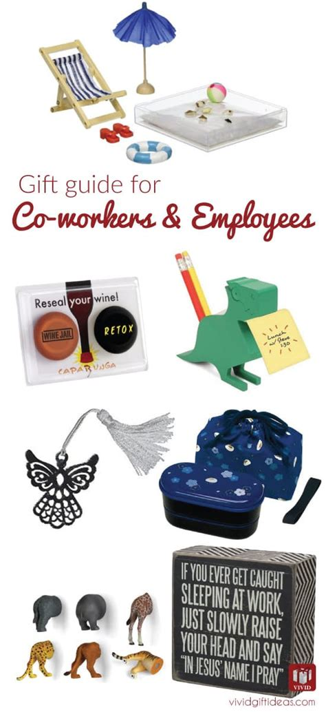 gift guide for coworkers and employees 15 s gift ideas