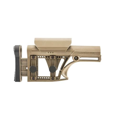 Luth Ar Mba Fixed by Luth Ar Quot Mba Quot Modular Fixed Buttstock Flat Earth