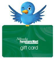 Nebraska Furniture Mart Gift Card - nebraska furniture mart tweetaway