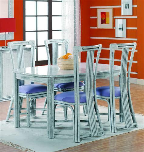 table salle a mange table de salle a manger extensible rectangulaire brin d