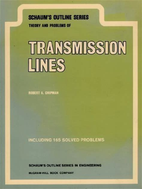 transit a novel outline trilogy books transmission lines schaum s outline series book