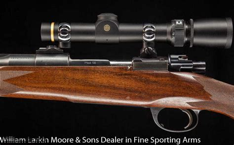 Handmade Rifles - custom mauser 98 classic sporting rifle 270 win