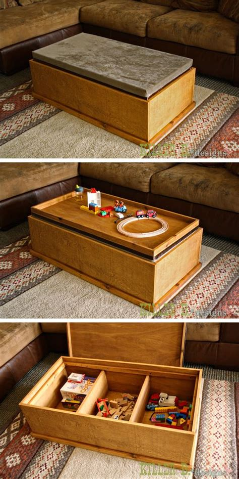 flip top storage coffee table    coffee table