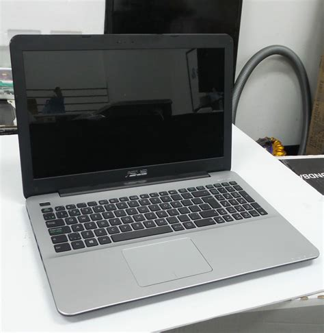 Asus Notebook Laptop Not Turning On asus x555l laptop 15 6 quot as is for parts does not turn on pc laptops netbooks