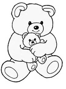 free coloring pages teddy bear hat
