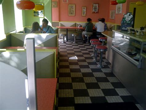 retro italian ice cream parlour look ice cream profits
