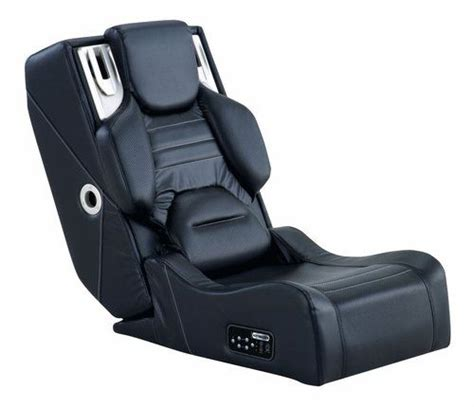 Wireless Gaming Chair by Leather Wireless Gaming Chair W Ottoman Integrated