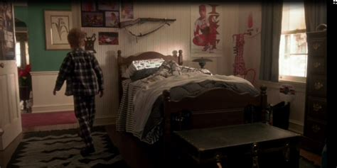 bedroom movie tour the quot home alone quot christmas movie house